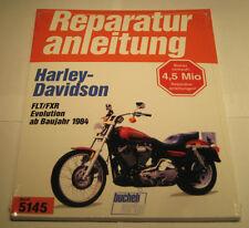 Reparaturanleitung Harley Davidson FLT / FXR Evolution, ab Baujahr 1984