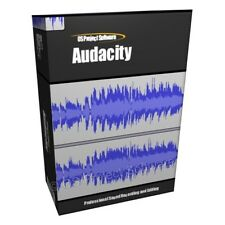 MUSIC EDITING SOFTWARE RECORD EDIT DJ MIX VINYL MP3 CD