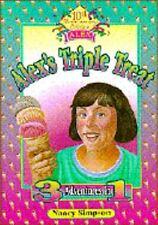 Alex's Triple Treat by Nancy S. Levene (1996, Paperback)