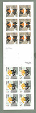 "CANADA 2011 GUTTER BOOKLET PANES - Zodiac Signs GEMINI & CANCER - 12 @ ""P"" - MNH"