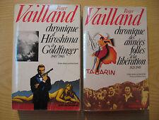 DES ANNEES FOLLES A LA LIBERATION 1928-1945 + D'HIROSHIMA A GOLFINGER 1945-1965