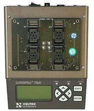SuperPro 7500 High Speed 4 Gang Stand-Alone Universal Device Programmer