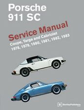 1978 1979 1980 1981 1982 1983 Porsche 911 SC Targa Cabriolet Repair Manual P983