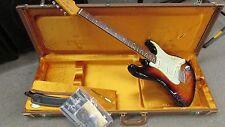 BEAUTIFUL 2011 Fender American Vintage 62' ReIssue Stratocaster Guitar WorldShip