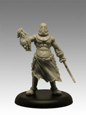 THE HEADTAKER 35mm Scale RESIN Black Sun Miniatures