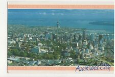 Auckland City 1998 Postcard New Zealand 525a