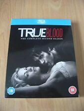 True Blood - Complete Series 2 - Blu-Ray 5 Disc Box Set - Genuine UK Release