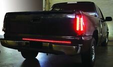 IPCW LEDB-60R 60in Crystal Clear LED Multi-Function Tailgate Light Bar w/ Revers