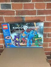 "LEGO Knights' Kingdom ""Save The Kingdom Game"" 29 LEGO pieces incl. Minifigs"
