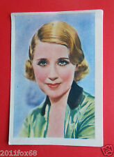 actors acteurs figurines nestle stars of the silver screen #84 genevieve tobin d