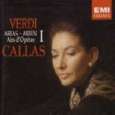 Maria Callas Verdi arias I (EMI, 1959/74/87) [CD]