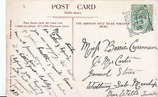 Genealogy Postcard - Family History - Crossman - Wells - Somerset   U3355