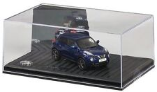 Genuine Nissan Juke 1.43 Scale Model Car Blue JUKE004