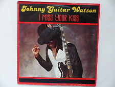 JOHNNY GUITAR WATSON I miss your kiss AMS 9188