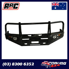 Toyota Landcruiser 75/78/79 Series AAC Premium Bullbar 1984-2007 ADR approved