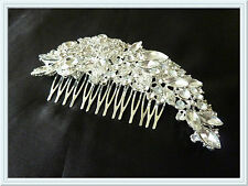 BEAUTIFUL Crystal Rhinestone,Chic,Wedding,Party,Bridal Hair Comb,Hairpin,Gift