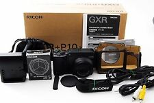 RICOH GXR body P10 28-300mm f/3.5-5.6 Lens W/Filter Box [Excellent++] From Japan