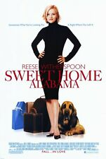 SWEET HOME ALABAMA Movie POSTER 11x17 Reese Witherspoon Josh Lucas Patrick
