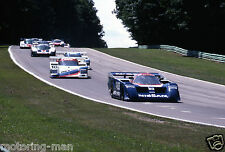 Nissan 300 gtp zx turbo 300GTP imsa racing bmw 86G mars photo foto