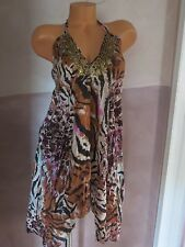 NEW!!! VICTORIA`S SECRET!!! VERY SEXY ANIMAL PRINT DRESS SIZE:X-SMALL