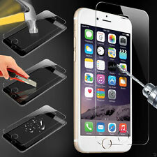 100% GENUINE TEMPERED GLASS SCREEN PROTECTOR PROTECTION APPLE iPHONE 6S 4.7""