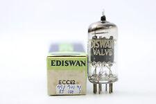 ECC82 TUBE. EDISWAN  BRAND BRIMAR PRODUCTION NOS/NIB CRYOTREATED. CH27V64F020216
