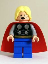 LEGO 76018 Marvel Super Heroes THOR Minifigure without Beard + Handcuff NEW