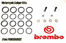 BMW S 1000 RR 10-14 front brake caliper seal repair kit 2010 2011 2012 2013 2014
