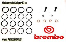 Aprilia RSV 1000 R Factory 04-08 front brake caliper seal repair kit 2007 2008