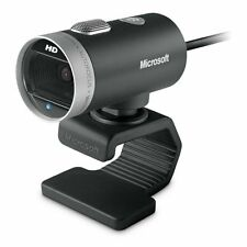 Microsoft h5d-00014 LIFECAM CINEMA WEBCAM 720p HD VIDEO USB 2.0 Web Fotocamera NUOVO