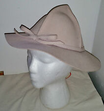 Vintage Frank Olive From the Olive Branch Safari Pith Style Hat w/ original tags