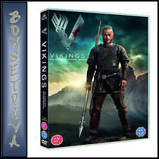 VIKINGS - COMPLETE SERIES SEASON 2 **BRAND NEW DVD **