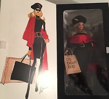 Donna Karan 1995 Barbie Doll DKNY Limited Edition Bloomingdales