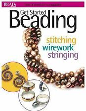 Get Started Beading (Best of Bead & Button Magazine) by , Good Book