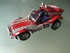 1/43 NOREV BUGGY SUNHILL N°129 RALLY PARIS DAKAR 1979