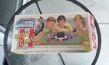 1974 Evel Knievel Stunt Game King Of Stuntmen Ideal Original Box Rare Red