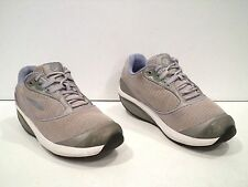 MBT Women's Fora Shoes Size 6 Gray Lavender Toning EU 35 2/3 Walking 400212-19