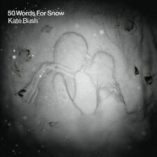 KATE BUSH 50 Words For Snow CD BRAND NEW