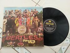 THE BEATLES INDIA INDIAN  RECORD MINT COVER VG +  CONDITION