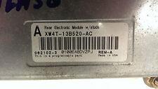 Original 1999-2004 Lincoln LS Hinten  Studs Steuergerät BCM  YW4T-13B520-AC