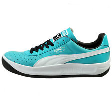 Puma GV Special Mens 343569-68 Bluebird Leather Athletic Shoes Sneakers Size 10