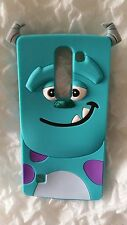 ES- PHONECASEONLINE FUNDA SILICONA MONSTER PARA LG SPIRIT