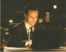 Hand Signed 8x10 photo ANDREW SCOTT in SPECTRE - JAMES BOND + my COA