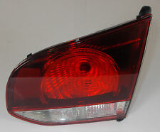 NEW GENUINE VW GOLF MK6 LHD RIGHT CHERRY RED INNER TAIL LIGHT - 5K0 945 094 AA