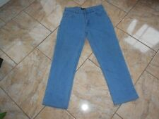 """H3886 GOA """"Thermojeans"""" Jeans W34 Hellblau  Gut"""
