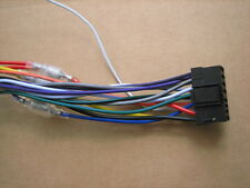 Sony Genuine Power Loom Harness Cord XAV-601BT,XAV-622,XAV-628BT,XAV-63,XAV-64BT