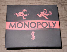 Darrow Black Box 1935 Style Reproduction Monopoly Game Pieces