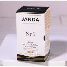 Janda: el poder de contorno Hilo Lift De Día Y Noche Rostro Crema madura Skin 40 + 50 Ml