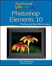 Teach Yourself VISUALLY Photoshop Elements 10-ExLibrary