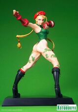 Street Fighter Cammy Bishoujo Statue Kotobukiya NEW SEALED